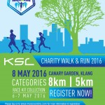 KSL Charity Walk & Run 2016
