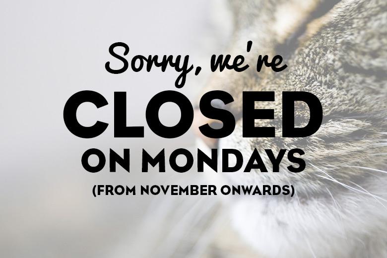 ClosedMondays_News