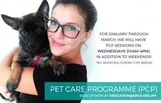 Pet Care Programme (PCP)
