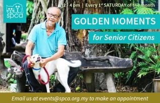 Golden Moments for Senior Citizens