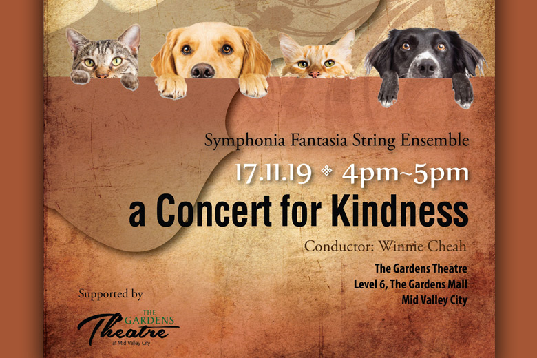 A Concert For Kindness