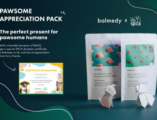 Balmedy x SPCA Pawsome Appreciation Pack